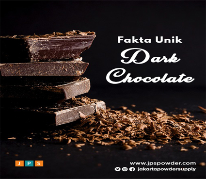 Fakta Unik Dark Chocolate/ Coklat Hitam