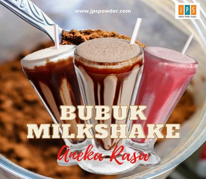 Bubuk Milkshake JPS Lezat Dan Segar Hubungi Ke 08119778841