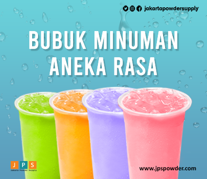 Bubuk Minuman JPS Wilayah DKI Jakarta Hubungi Ke 08119778841