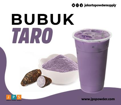 Bubuk Taro JPS Terbukti Bahan Berkualitas Tinggi Dan Harga Terjangkau Ke 08119778841