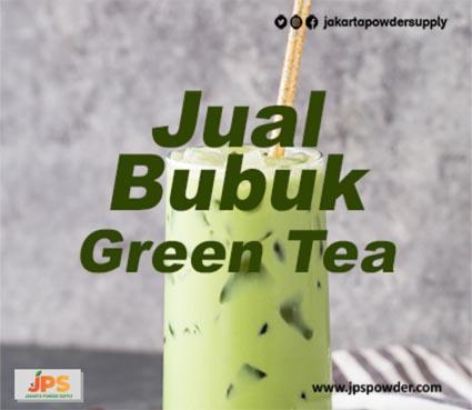 Jual Bubuk Green Tea Di Berbagai Kota Di Indonesia JPS Hubungi Ke 08119778843