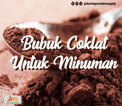 Bubuk Coklat Untuk Minuman Terpopuler Dan Enak Habisss JPS Hubungi Ke 08119778843