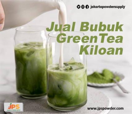 Jual Bubuk GreenTea Kiloan Lezat JPS Hubungi Ke 08119778841